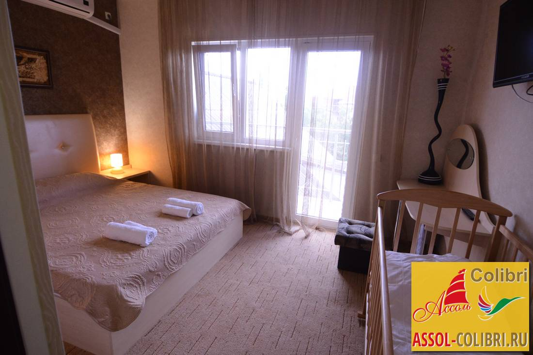 """""""Ассоль"""" 2-х комнатные апартаменты"""